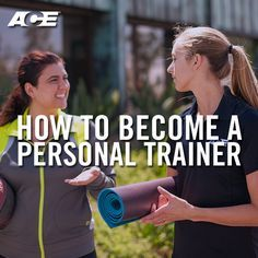 Interested in a career in fitness but have questions about becoming a Certified Personal Trainer? We have answers.