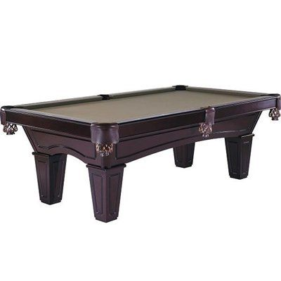 Beringer Billiards TBL-2 Sierra 8-ft Billiard Table