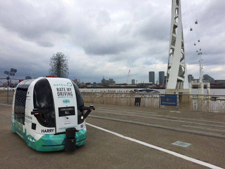 A self-driving shuttle will ferry around 100 people in Greenwich, London along a short route on a public cycle and pedestrian path over the next three weeks,..