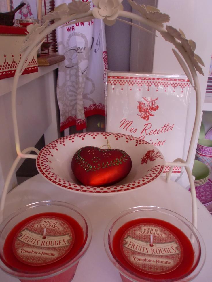 Comptoir de famille from damier rouge pinterest - Comptoir de famille online shop ...