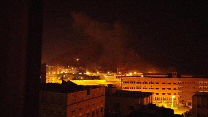 العدوان السعودي يشن 39 غارة خلال الساعات الماضية على 4 محافظات يمنية Yemen Concert