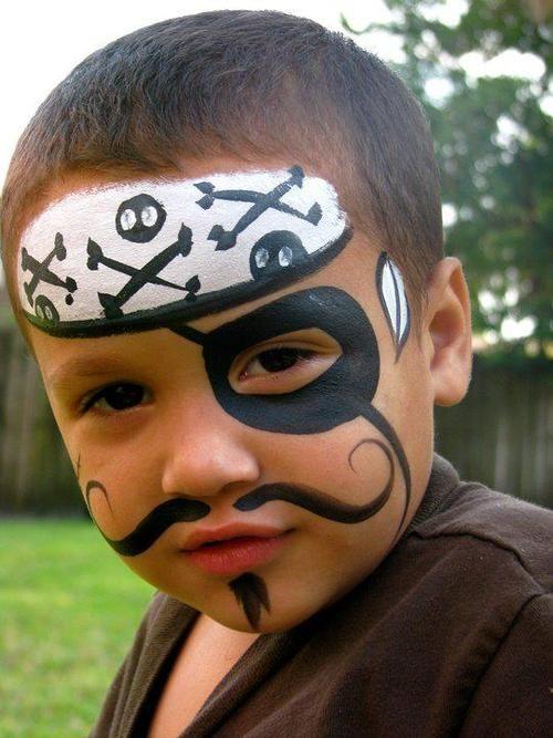 Pintacaras pirata