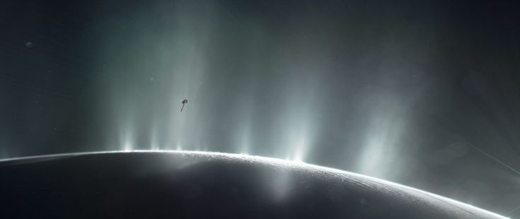 FOX NEWS: Could methane on Saturn's moon Enceladus be a sign of life?