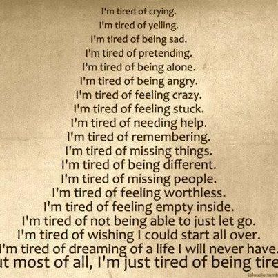feeling lost in life quotes depression feeling life