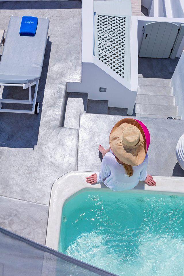 #AndronisExperience #Santorini #Luxury