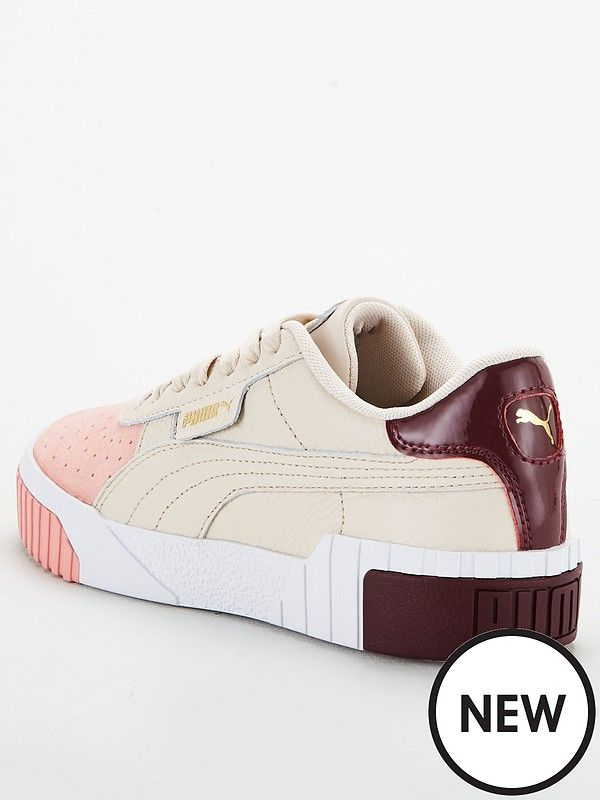 Puma Cali Remix StonePink | High leg boots, Puma cali