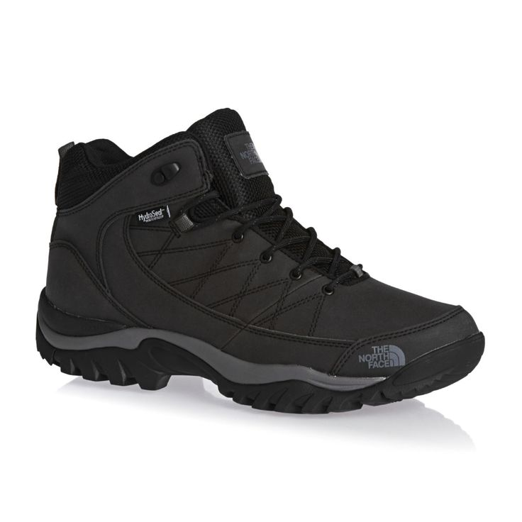 The North Face Boots - The North Face Storm Strike Wp Insulated Boots - Tnf Black/Zinc Grey