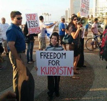 Stand up for Kurdistan!