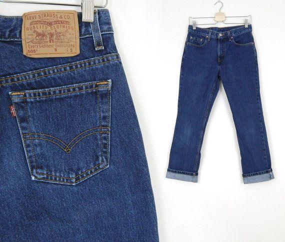 972e3c6ee47 Vintage Levis 550 Women's Jeans - Size 7 | SadieBess Vintage | Boyfriend  jeans, Jeans, Blue denim jeans