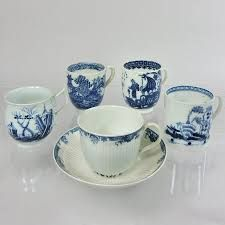Image result for worcester blue and white coffee can
