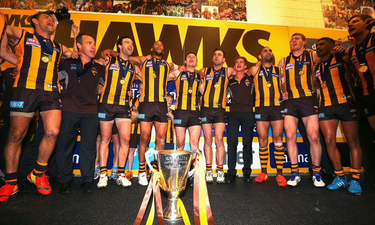 27/09/2014. AFL grand final: Hawthorn's stunning victory - in pictures | Sport | The Guardian