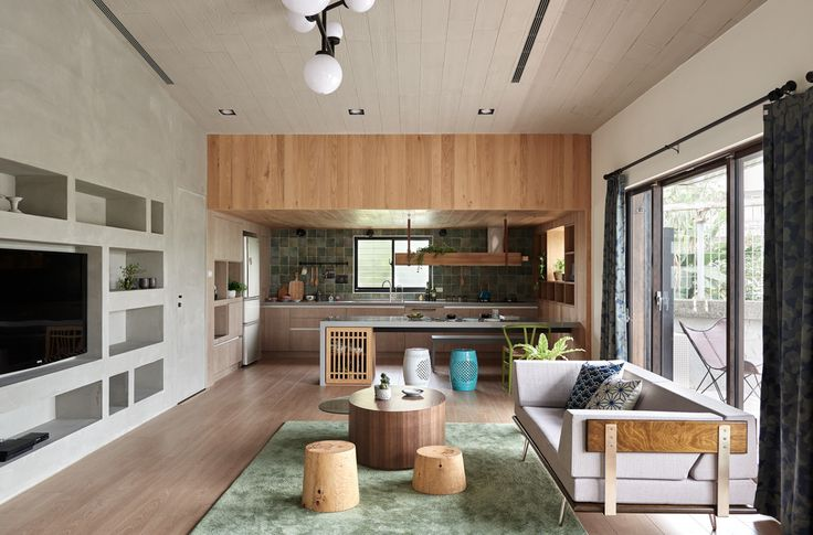 Gallery of Southern Sunshine Home / HAO Design - 7