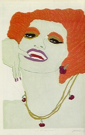 Maripaz Jaramillo.  Artista plástica colombiana, destacada principalmente en la pintura, nacida en Manizales, Caldas y egresada de Bellas Artes de la Universidad de los Andes. Se le considera una de las principales representantes del movimiento expresionista colombiano.