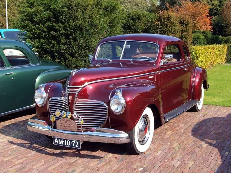 427 best 1941 plymouth images on pinterest plymouth for Plymouth garage doors