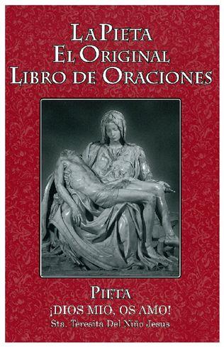Regina's Catholic Gifts - The Pieta Prayer Book-Spanish/Large Print, $5.50 (http://www.reginascatholicgifts.com/the-pieta-prayer-book-spanish-large-print/)