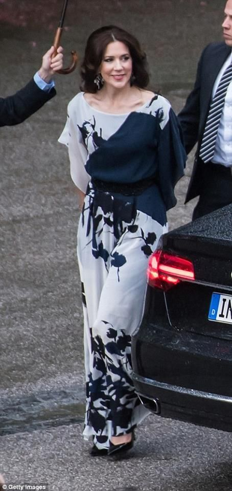Crown Princess Mary of Denmark - 2015