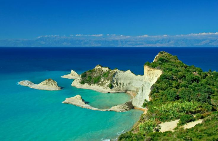 Peroulades beach, an exotic scenery!