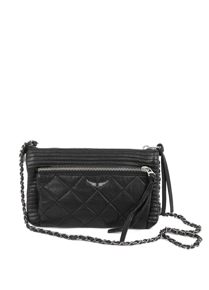 VIDA Leather Statement Clutch - sighns-25 by VIDA yAyn53