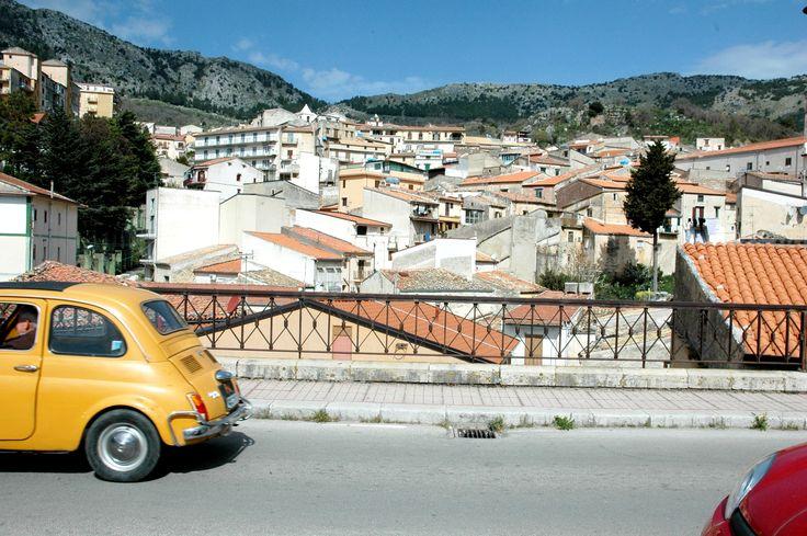 Somewhere in Sicily