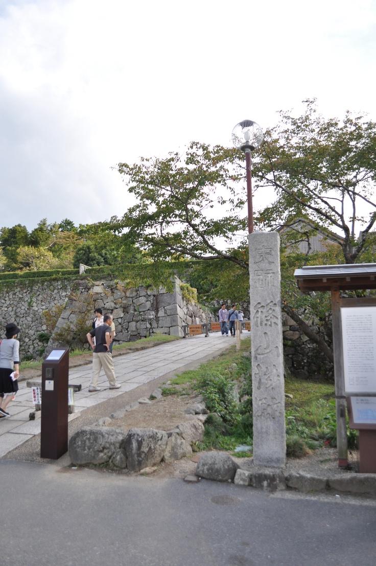 篠山城跡 sasayama castle(hyogo)No.57