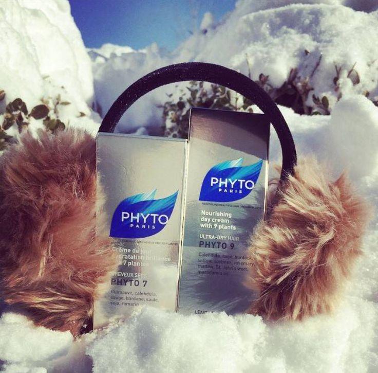 Και μία γεύση από το χιονισμένο Σικάγο! Με τις κρέμες ημέρας ενυδάτωσης και θρέψης PHYTO 7 και PHYTO 9, δε χρειάζεται να φοβάσαι τον κρύο ξηρό αέρα!