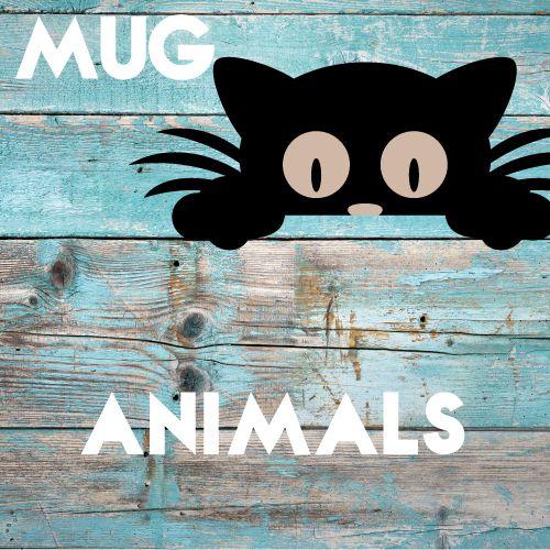 Tazze personalizzate con disegni divertenti con i Vostri migliori amici in situazioni ed espressioni insolite