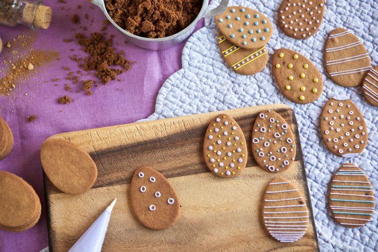 Velikonoční sušenky | KITCHENETTE