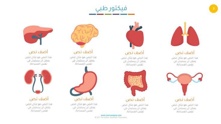 Pin By ادركها بوربوينت On عروض بوربوينت عربية Medical Health