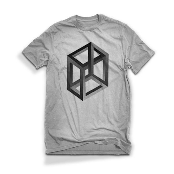 ropeknot clothing impossible cube cubest shirtbraintattoo ideas