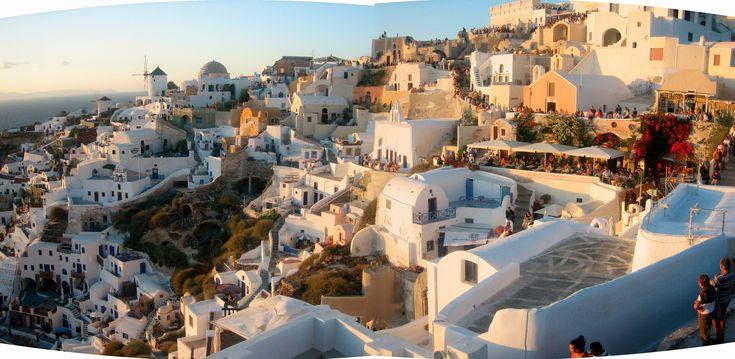Santorini, GreeceDreams Places, Breathtaking Places, Greece Crui, Favorite Places, Travel Travel, Boutiques Travel, Sunsets On Santorini Greece, Travel Boutiques, Greece Sunsets