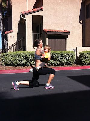 Mom & Baby Workout!