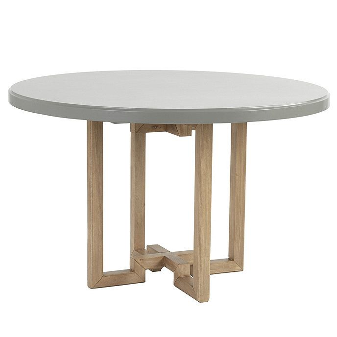 Metz 48 Inch Round Dining Table Top Table Bases Round Dining