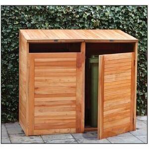 Cache poubelles - Achat / Vente cache conteneur Cache poubelles à petit prix 2009976292851 - Soldes* d'hiver dès le 6 janvier Cdiscount