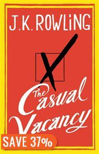 The Casual Vacancy Book by J. K. Rowling