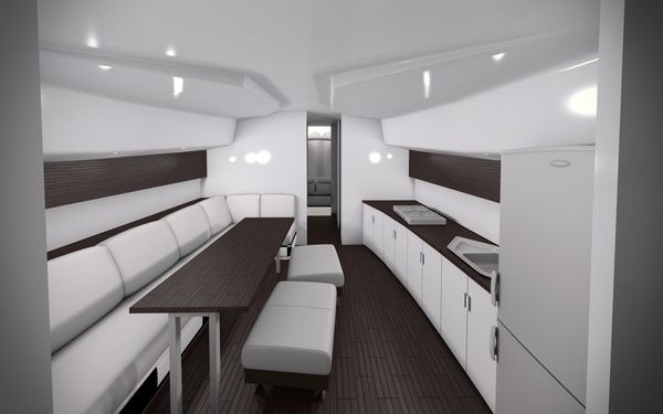Boat Interior Design   Google Search | Boat Interior | Pinterest | Boat  Interior And Boating