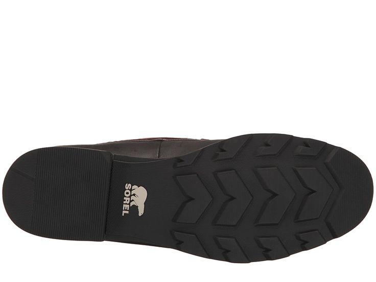SOREL Emelie 1964 Women's Waterproof Boots Redwood/Black