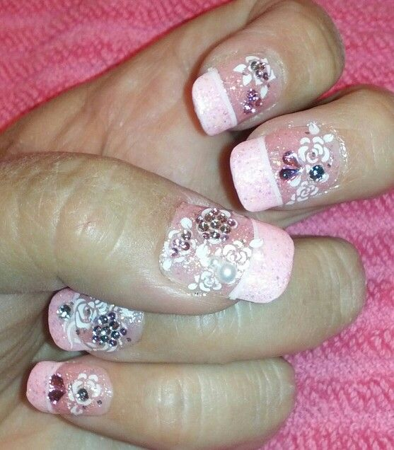 918 best my futurecurrent nail art projects products images on pink glitter polish decals jewels and gel gloss top coat art projectstop coatfinger nailspink prinsesfo Images