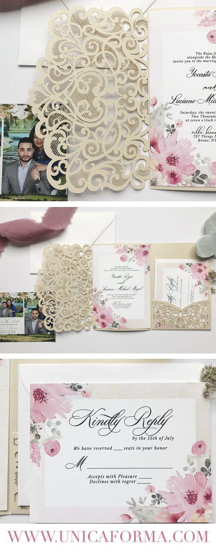 335 Best Invitations Images On Pinterest