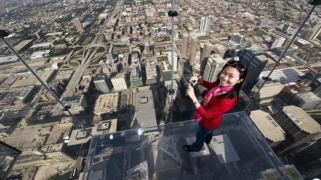 Torre Willis Tower (#Chicago) #miradores #viewpoints