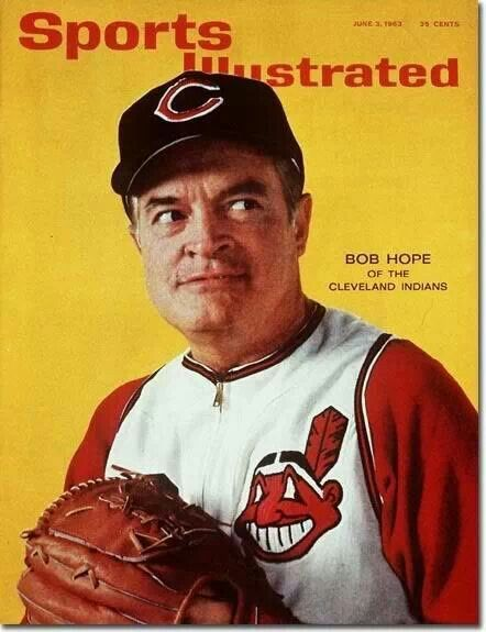 Sports Ilustrated - June 3, 1963 - Bob Hope Cover