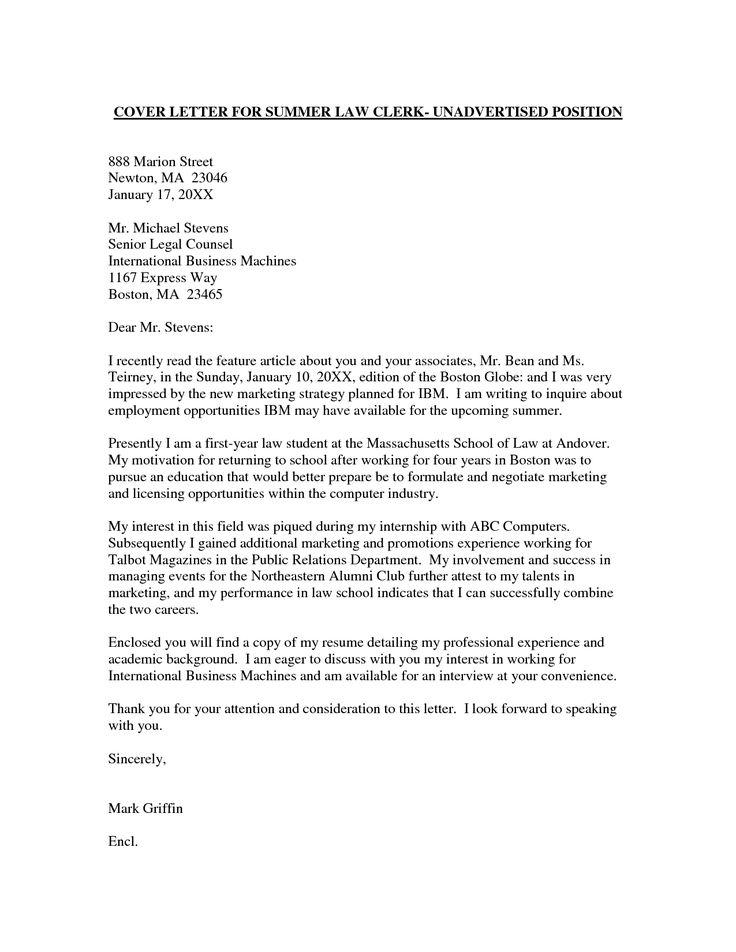 cover letter for overseas job