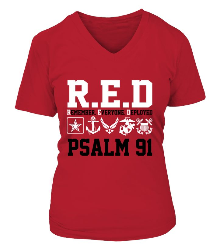 Checkout newest item Red Friday PSALM ... here: http://motherproud.com/products/red-friday-psalm-91-t-shirts?utm_campaign=social_autopilot&utm_source=pin&utm_medium=pin