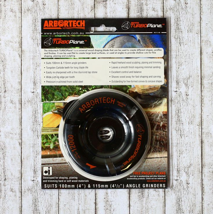 Die TURBOPlane Frässcheibe ist eins der herausragendsten Werkzeuge die Arbortech herstellt. Bestellungen über 100€ Bestellwert versenden wir portofrei!
