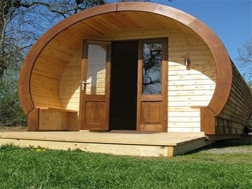 Google Images Wood Cabin : Permanent tent cabins google search ideas