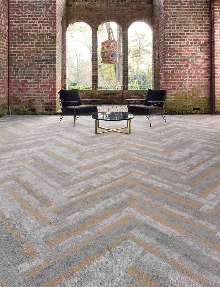 Vertical Layers Collection By Shaw Contract Group Tinge