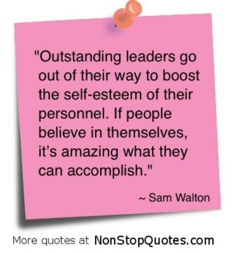 Image of: Leadership If People Believe In Themselves Its Amazing What They Can Accomplish Leadership Motivation Leadership Quotes Leadership Quotes Atlassian If People Believe In Themselves Its Amazing What They Can