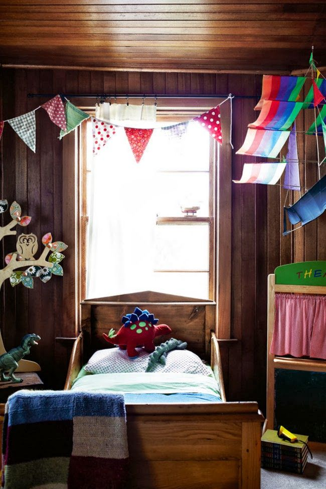 Kids Bedroom Bunting 83 best amazing children's rooms images on pinterest   child's