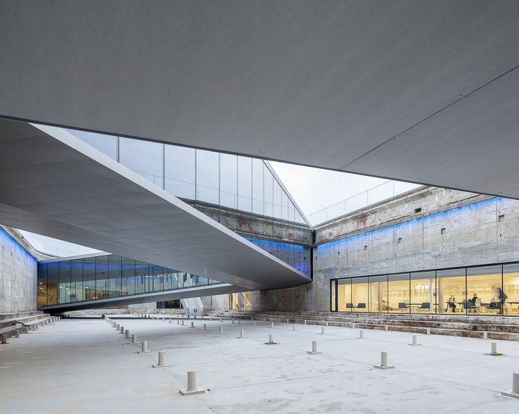 Danish Maritime Museum; Elsinore, Denmark / BIG | Bjarke Ingels Group