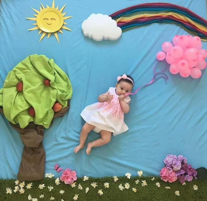 Amazing Baby Photoshoot Ideas At Home Diy Abc Of