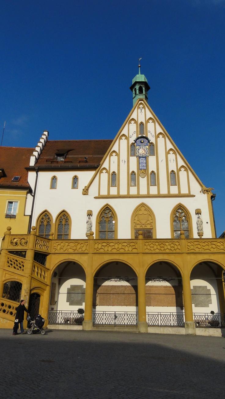 Amberg Germany - repinned by www.mybestgermanrecipes.com